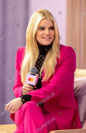 Stock Picture of Jessica Simpson at Create & Cultivate Los Angeles presented by Mastercard