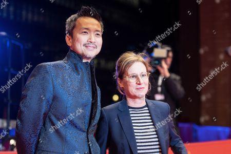 Editorial photo of 'First Cow' premiere, 70th Berlin International Film Festival, Germany - 22 Feb 2020