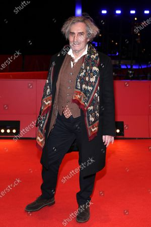 Philippe Garrel arrives for the premiere of 'Le Sel Des Larmes (The Salt of Tears)' during the 70th annual Berlin International Film Festival (Berlinale), in Berlin, Germany, 22 February 2020. The movie is presented in the Official Competition at the Berlinale that runs from 20 February to 01 March 2020.