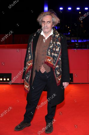 Editorial photo of Le Sel Des Larmes - Premiere - 70th Berlin Film Festival, Germany - 22 Feb 2020