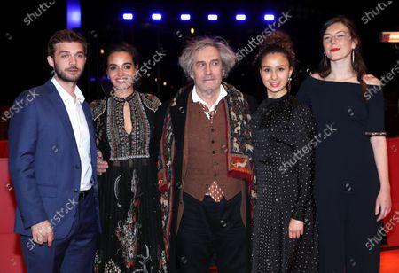 Editorial image of Le Sel Des Larmes - Premiere - 70th Berlin Film Festival, Germany - 22 Feb 2020