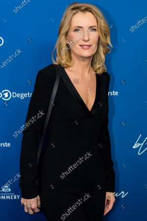Maria Furtwaengler attends the ARD Blue Hour reception during the 70th annual Berlin International Film Festival (Berlinale), in Berlin, Germany, 21 February 2020. The Berlinale runs from 20 February to 01 March 2020.