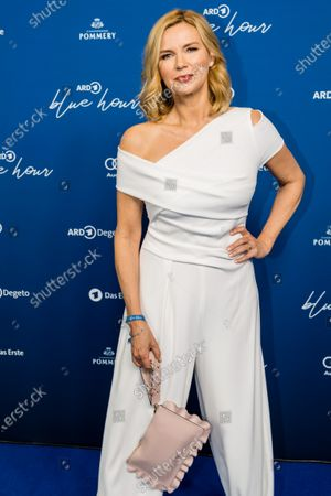 Veronica Ferres attends the ARD Blue Hour reception during the 70th annual Berlin International Film Festival (Berlinale), in Berlin, Germany, 21 February 2020. The Berlinale runs from 20 February to 01 March 2020.