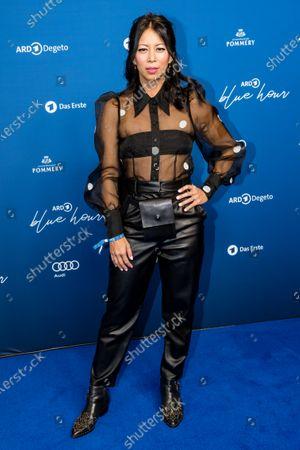 Editorial photo of ARD Blue Hour - 70th Berlin Film Festival, Germany - 21 Feb 2020