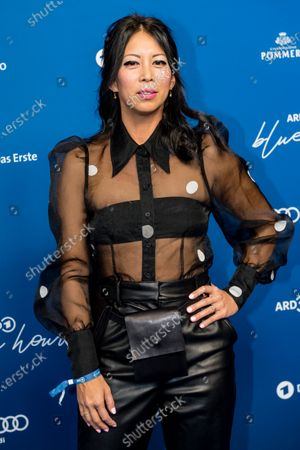 Minh-Khai Phan-Thi attends the ARD Blue Hour reception during the 70th annual Berlin International Film Festival (Berlinale), in Berlin, Germany, 21 February 2020. The Berlinale runs from 20 February to 01 March 2020.