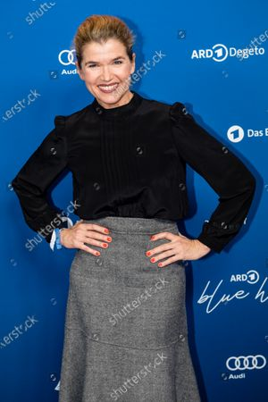 Stock Picture of Anke Engelke attends the ARD Blue Hour reception during the 70th annual Berlin International Film Festival (Berlinale), in Berlin, Germany, 21 February 2020. The Berlinale runs from 20 February to 01 March 2020.