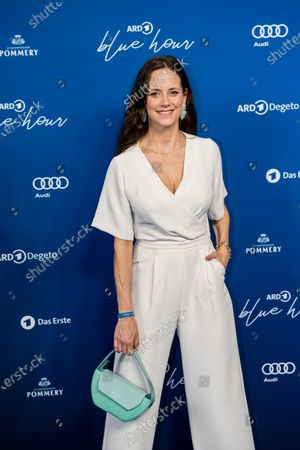 Stock Image of Anja Knauer attends the ARD Blue Hour reception during the 70th annual Berlin International Film Festival (Berlinale), in Berlin, Germany, 21 February 2020. The Berlinale runs from 20 February to 01 March 2020.