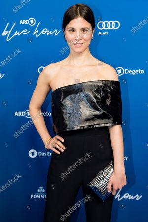 Aylin Tezel attends the ARD Blue Hour reception during the 70th annual Berlin International Film Festival (Berlinale), in Berlin, Germany, 21 February 2020. The Berlinale runs from 20 February to 01 March 2020.