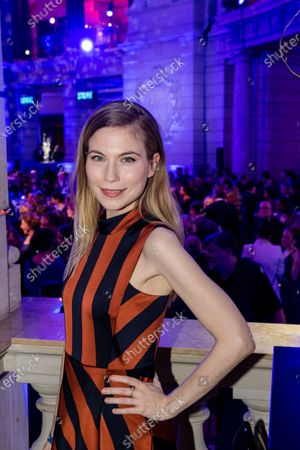 Stock Photo of Nora von Waldstaetten attends the ARD Blue Hour reception during the 70th annual Berlin International Film Festival (Berlinale), in Berlin, Germany, 21 February 2020. The Berlinale runs from 20 February to 01 March 2020.