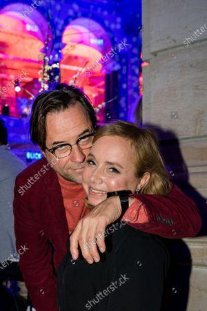 Editorial image of ARD Blue Hour - 70th Berlin Film Festival, Germany - 21 Feb 2020