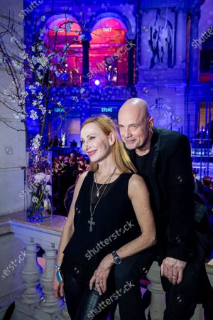 Editorial picture of ARD Blue Hour - 70th Berlin Film Festival, Germany - 21 Feb 2020