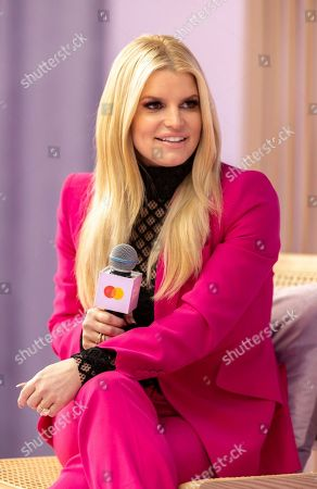 Mastercard Champions Women and Her Ideas at Create & Cultivate Los Angeles. Jessica Simpson at Create & Cultivate Los Angeles presented by Mastercard at Rolling Greens on in Los Angeles