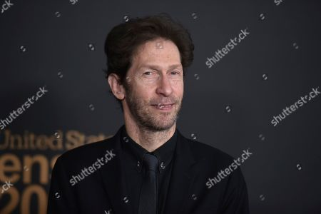 Tim Blake Nelson arrives at the 51st NAACP Image Awards at the Pasadena Civic Auditorium, in Pasadena, Calif