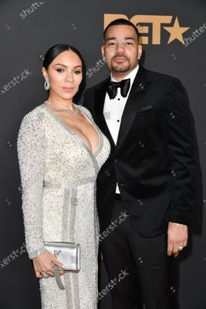 Stock Image of Gia Casey and DJ Envy
