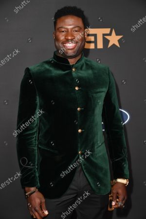 Editorial picture of 51st Annual NAACP Image Awards, Arrivals, Pasadena Civic Auditorium, Los Angeles, USA - 22 Feb 2020