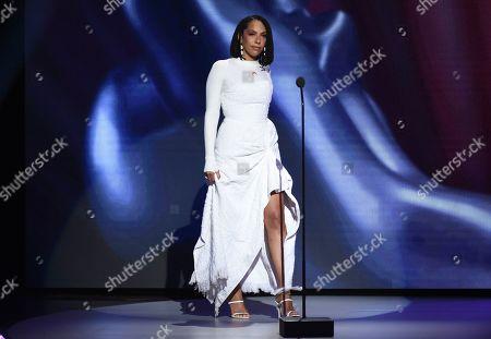 Editorial image of 51st NAACP Image Awards, Show, Pasadena, USA - 22 Feb 2020