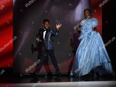 Editorial picture of 51st NAACP Image Awards, Show, Pasadena, USA - 22 Feb 2020