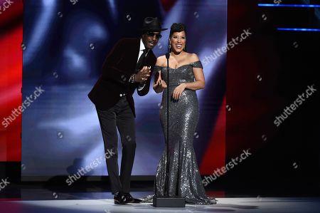 Editorial photo of 51st NAACP Image Awards, Show, Pasadena, USA - 22 Feb 2020