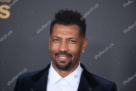 Deon Cole arrives at the 51st NAACP Image Awards at the Pasadena Civic Auditorium in Pasadena, California, USA, 22 February 2020.