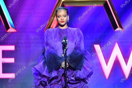 Redactionele afbeelding van 51st Annual NAACP Image Awards, Show, Pasadena Civic Auditorium, Los Angeles, USA - 22 Feb 2020