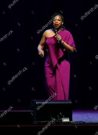 Stock Picture of Adele Givens
