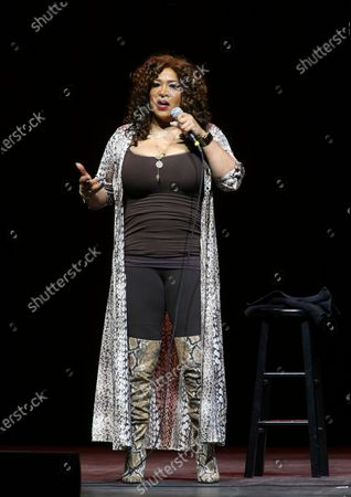 Stock Picture of Kym Whitley