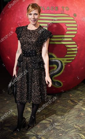 Stock Picture of Franziska Weisz arrives for the Place To B-Party during the 70th annual Berlin International Film Festival (Berlinale), in Berlin, Germany, 22 February 2020. The Berlinale runs from 20 February to 01 March 2020.