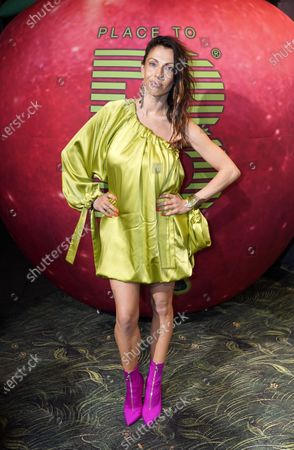 Stock Image of Jana Pallaske arrives for the Place To B-Party during the 70th annual Berlin International Film Festival (Berlinale), in Berlin, Germany, 22 February 2020. The Berlinale runs from 20 February to 01 March 2020.
