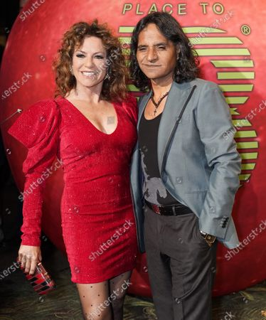 Editorial image of Berlinale Place to B-Party 'Garden of Eden' in Berlin, Germany - 22 Feb 2020