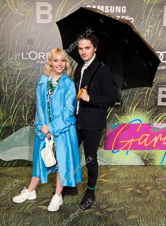 Editorial picture of Berlinale Place to B-Party 'Garden of Eden' in Berlin, Germany - 22 Feb 2020