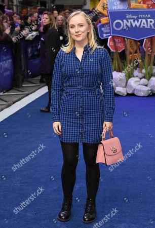 Editorial photo of 'Onward' film premiere, Curzon Mayfair, London, UK - 23 Feb 2020