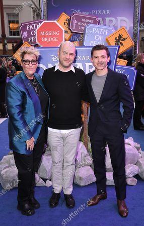 Editorial image of 'Onward' film premiere, Curzon Mayfair, London, UK - 23 Feb 2020