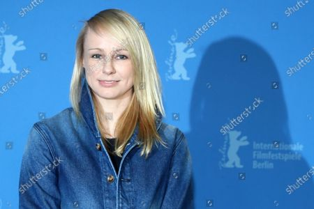 Kitty Green poses during the 'The Assistant' photocall during the 70th annual Berlin International Film Festival (Berlinale), in Berlin, Germany, 23 February 2020. The movie is presented in the Panorama section at the Berlinale that runs from 20 February to 01 March 2020.