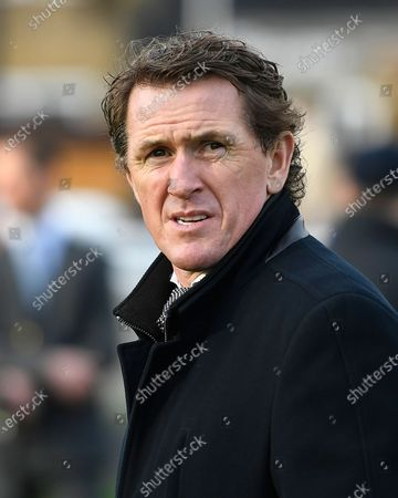 Nation Hunt Racing Legend AP McCoy  during Horse Racing at Fontwell Park Racecourse on 23rd February 2020