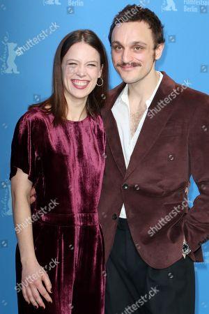 Franz Rogowski and Paula Beer