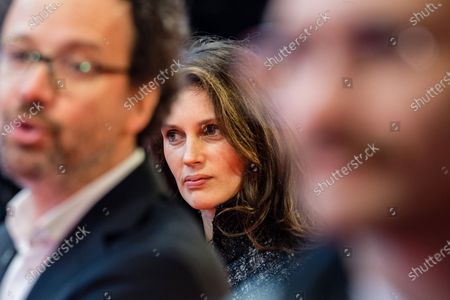 Marine Vacth arrives for the premiere of 'Pinocchio' during the 70th annual Berlin International Film Festival (Berlinale), in Berlin, Germany, 23 February 2020. The movie is presented in the Berlinale Special section at the Berlinale that runs from 20 February to 01 March 2020.