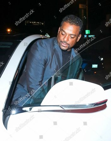 Stock Picture of Alfonso Ribeiro