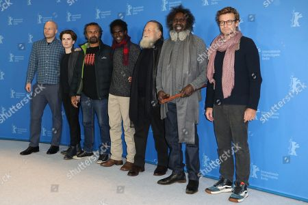 Editorial photo of 'High Ground' photocall, 70th Berlin International Film Festival, Germany - 23 Feb 2020