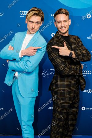 Editorial picture of ARD BLUE HOUR reception - Photocall - 70th Berlin Film Festival, Germany - 21 Feb 2020