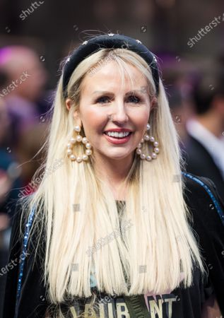 British fashion and beauty television presenter Naomi Isted attends the UK premiere of 'Onward' at Curzon Mayfair in London, Britain, 23 February 2020. The film will be release in British Cinemas on 06 March.