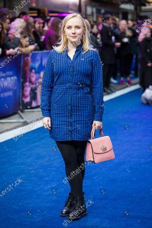 Editorial picture of British premiere of 'Onward', London, United Kingdom - 23 Feb 2020