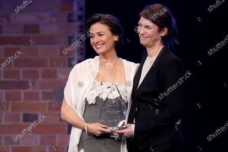 Editorial photo of Cinema for Peace - 70th Berlin Film Festival, Germany - 23 Feb 2020