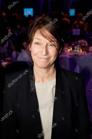 Stock Photo of Sherry Hormann attends the Cinema for Peace gala during the 70th annual Berlin International Film Festival (Berlinale), in Berlin, Germany, 23 February 2020.