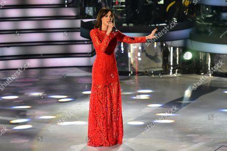 Editorial picture of 'Una Storia Da Cantare' TV show, Auditorium Rai, Naples, Italy - 22 Feb 2020