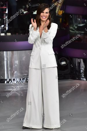 Editorial picture of 'Una Storia Da Cantare' TV show, Auditorium Rai, Naples, Italy - 22 Feb 2020