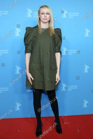 Kitty Green attends the premiere of 'The Assistant' during the 70th annual Berlin International Film Festival (Berlinale), in Berlin, Germany, 23 February 2020. The movie is presented in the Panorama section at the Berlinale that runs from 20 February to 01 March 2020.