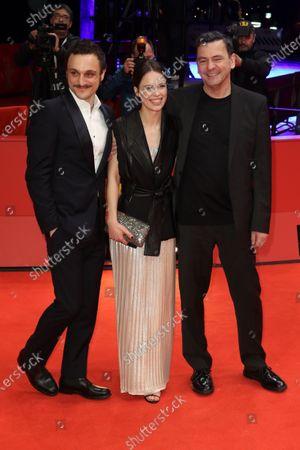 Franz Rogowski, Paula Beer and Christian Petzold