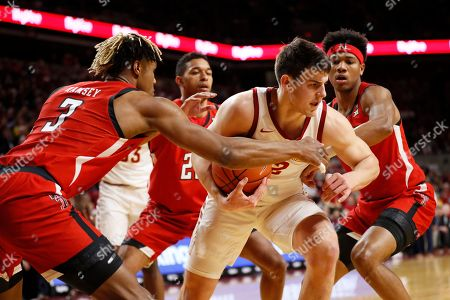 Editorial photo of Texas Tech Iowa St Basketball, Ames, USA - 22 Feb 2020