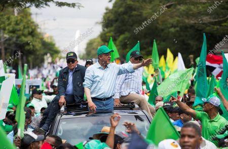Editorial image of Dominican opposition demands 'clean' electoral repeat, Santo Domingo, Dominican Republic - 23 Feb 2020