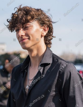 Stock Image of Gavin Casalegno